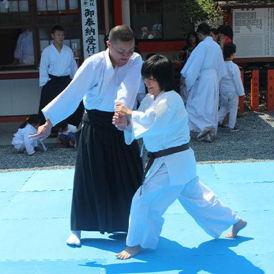 名古屋合気道ギャラリー4